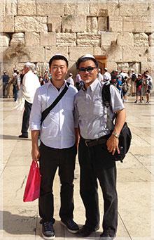 イスラエル滞在もこの日で最後。 ツアーの内容は非常に濃く、毎日がとても長... イスラエルツアー